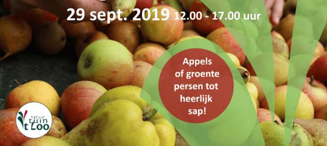 Oogstfeest: Verzamelen en Bewaren<br />Zondag 29 september 2019